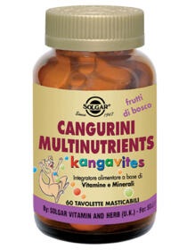 CANGURINI MULTINUTRIENTS frutti di bosco