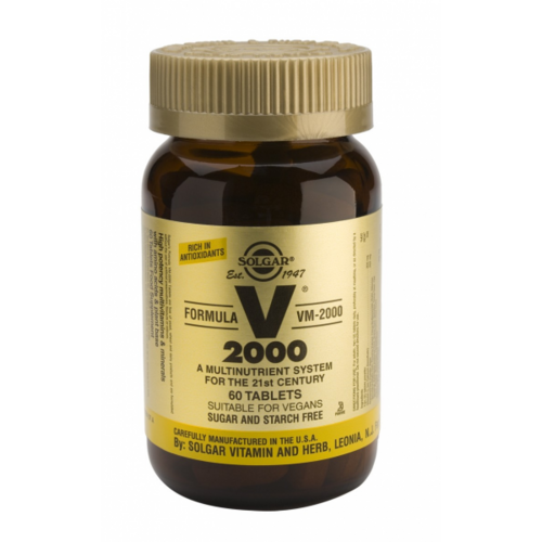 VM-2000 SUPPLEMENT 60tavolette