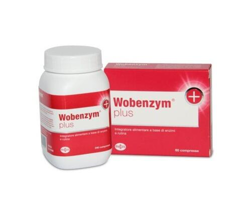 WOBENZYM PLUS 60 compresse