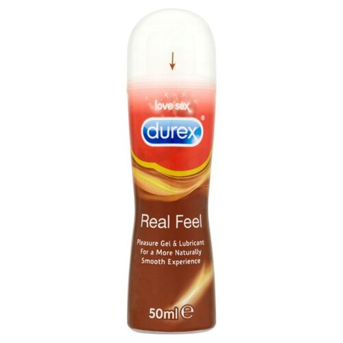 DUREX GEL REAL FEEL