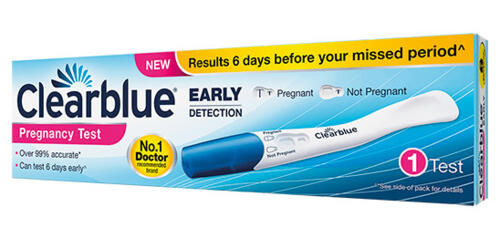 CLEARBLUE EARLY